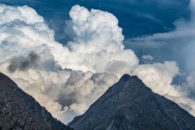 Gewitter In Den Bergen Was Tun Naturfreunde österreich Geben Tipps