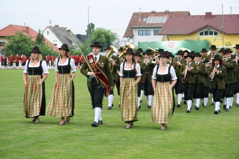 Das war die Marschwertung in Haibach/D.  - Bild 3