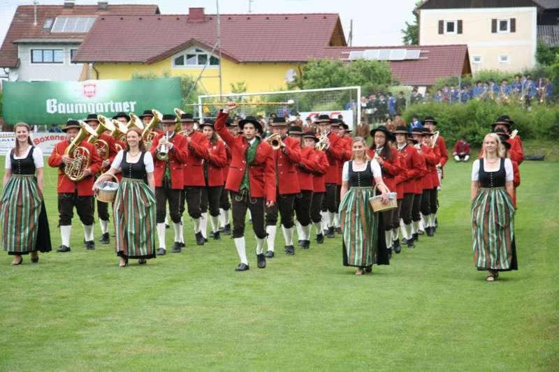 Das war die Marschwertung in Haibach/D.  - Bild 32