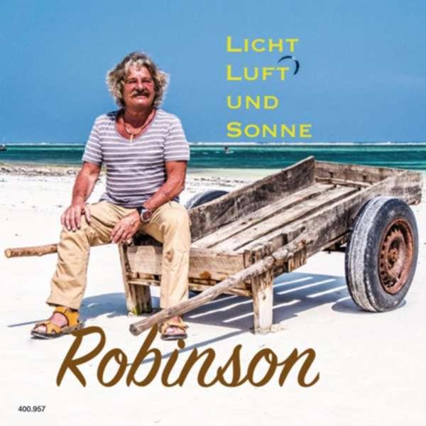 Der Linzer Barde Robinson ist zurück mit neuem Album - Bild 1589867327
