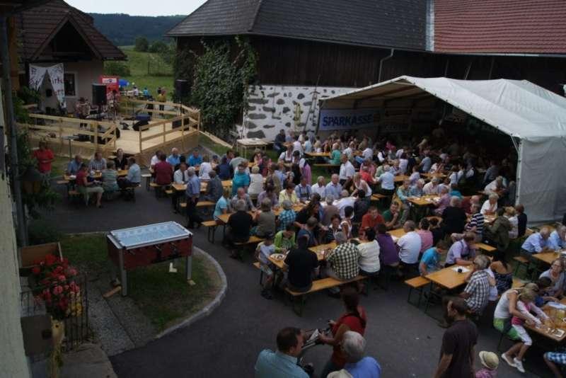2-Tages-Dorffest im Herzhaften Höf 13.-14.07.2019 - Bild 1376560461