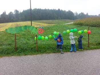 Einladung zum 9. Kinder(wagen)wandertag