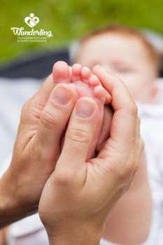 Einladung zum Babymassage