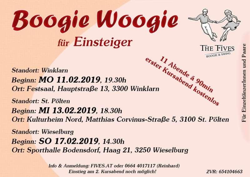 Boogie Woogie für Einsteiger - Bild 1