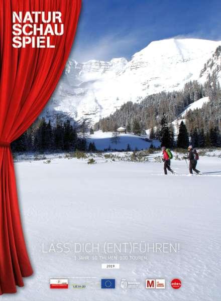 Bergparadies Warscheneck - Mit Schneeschuhen die Winteridylle am Teichelboden erleben - Bild 2