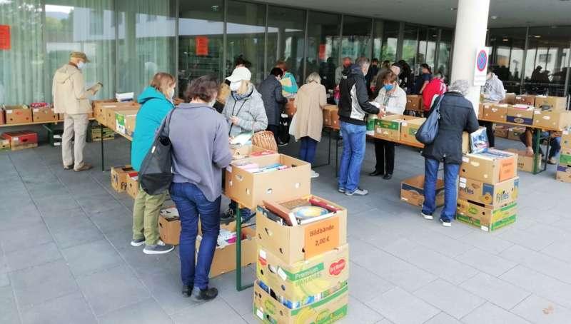 VITA MOBILE Bücherflohmarkt - Bild 1602490274