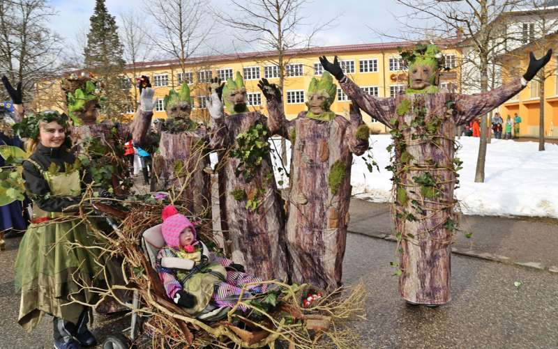 Faschingszumzug in Bad Goisern - Bild 5