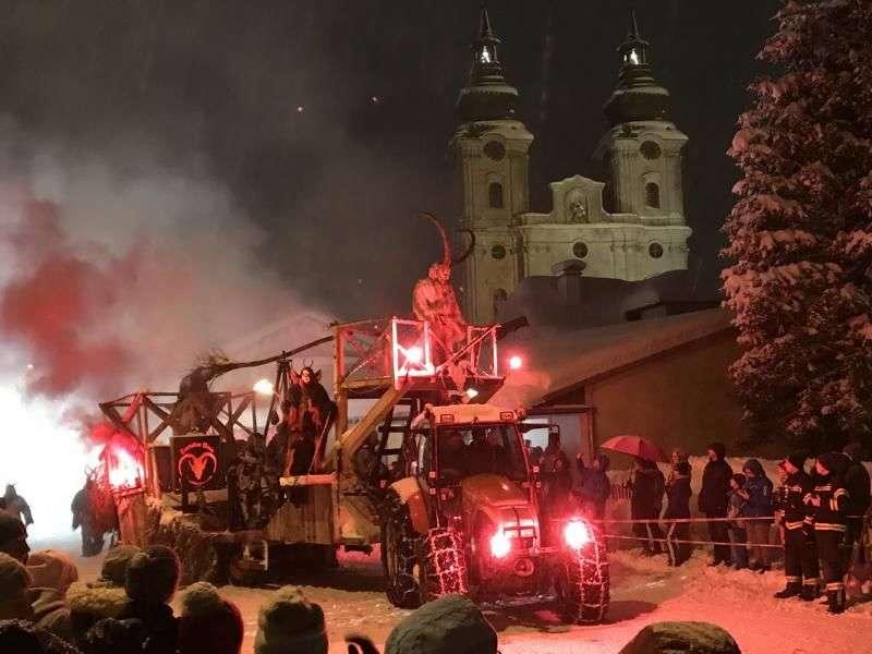 Zehnte Perchtenraunacht in Spital am Pyhrn - Bild 5
