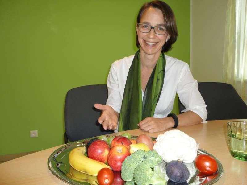 Ernährungsexpertin