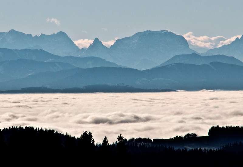 Nebelmeer - Bild 2