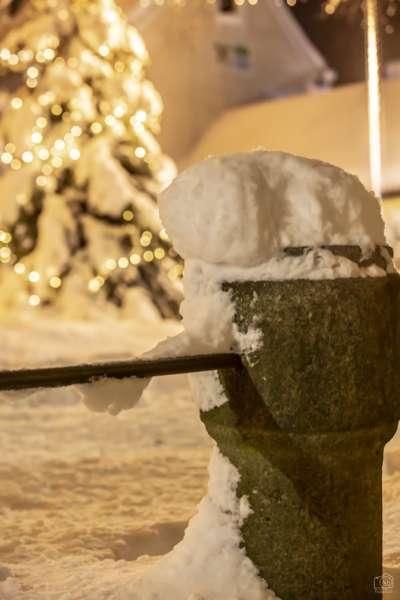 Winternachtfotos aus St. Georgen am Walde und Königswiesen - Bild 5
