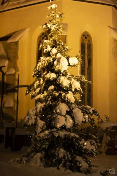Winternachtfotos aus St. Georgen am Walde und Königswiesen - Bild 6