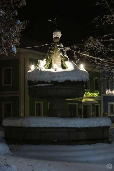 Winternachtfotos aus St. Georgen am Walde und Königswiesen - Bild 11