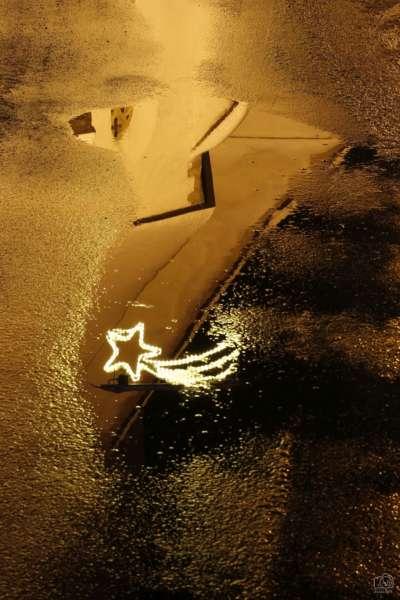 Winternachtfotos aus St. Georgen am Walde und Königswiesen - Bild 12