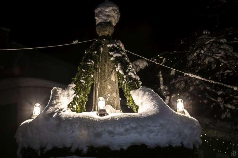 Winternachtfotos aus St. Georgen am Walde und Königswiesen - Bild 14