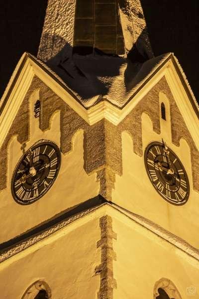 Winternachtfotos aus St. Georgen am Walde und Königswiesen - Bild 15