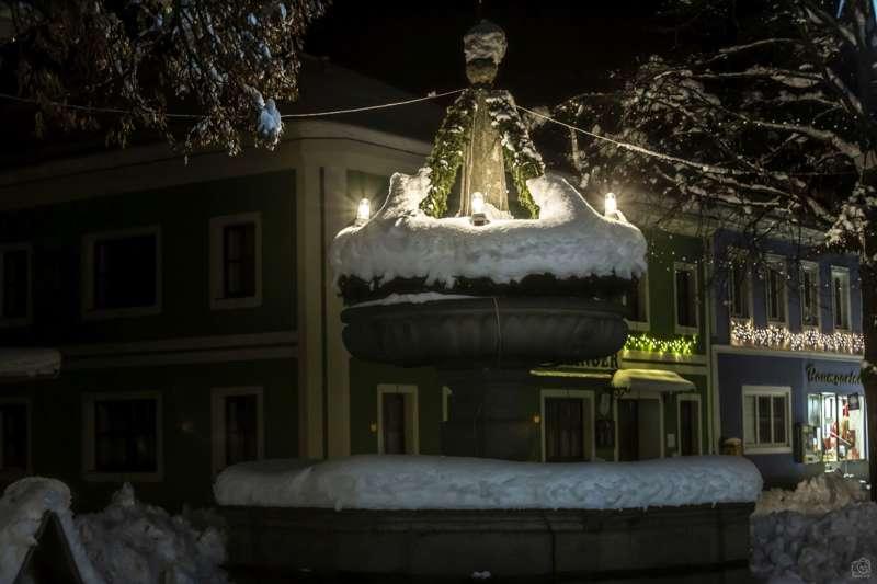 Winternachtfotos aus St. Georgen am Walde und Königswiesen - Bild 20