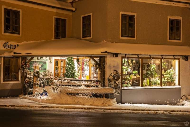 Winternachtfotos aus St. Georgen am Walde und Königswiesen - Bild 21
