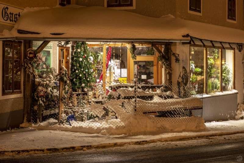 Winternachtfotos aus St. Georgen am Walde und Königswiesen - Bild 24
