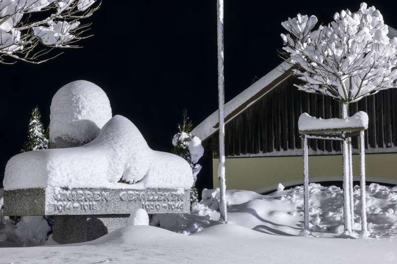 Winternachtfotos aus St. Georgen am Walde und Königswiesen - Bild 27
