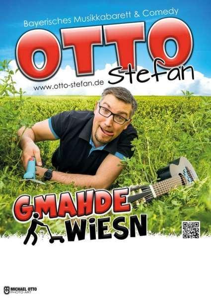 Verschoben auf 23. April 2022  -  Bayrisches Musikkabarett mit Stefan Otto -