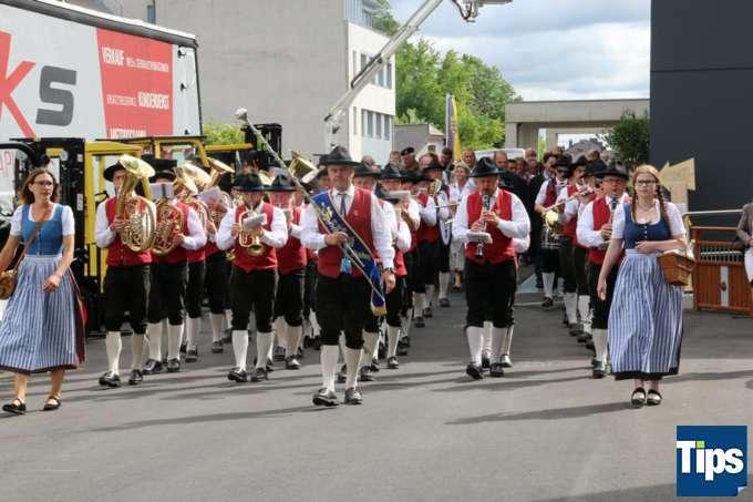 Wieselburger Messe Offiziell Eröffnet