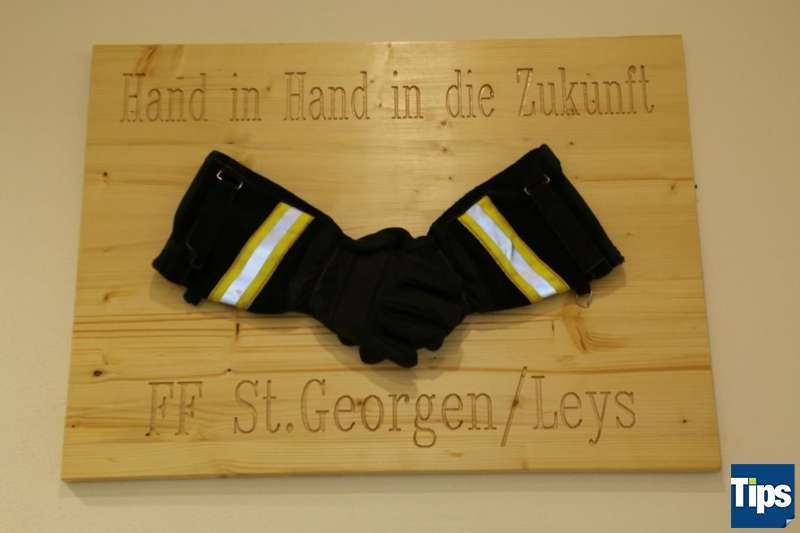 Feuerwehr- und Musikgebäude eröffnet - Bild 1