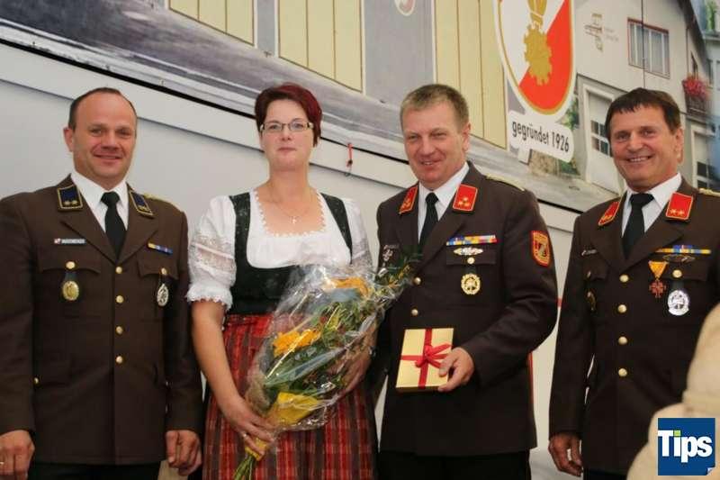 Feuerwehr- und Musikgebäude eröffnet - Bild 12