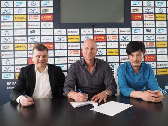 Jancker wird Trainer beim österreichischen Zweitliga-Absteiger SV Horn