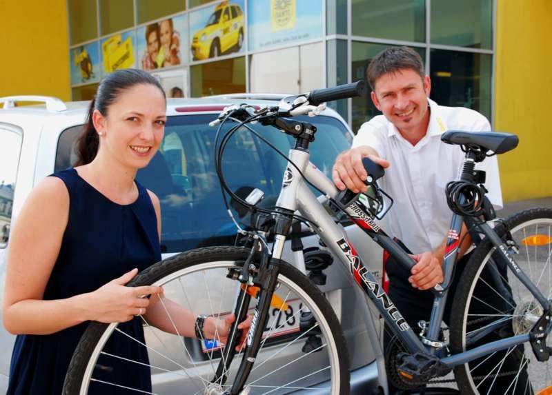 Tipps zum sicheren Fahrradtransport