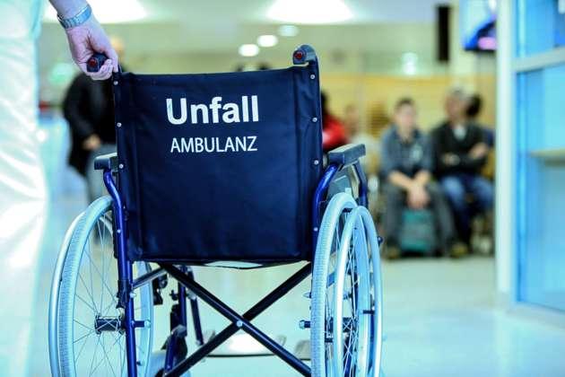 Auto gegen Rollstuhl in OÖ: Unfall wie vor eineinhalb Jahren