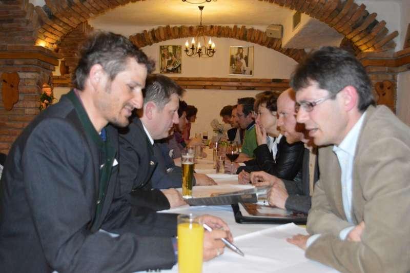 Business-night Wirtschaftskammer: Neue Kontakte in - Tips