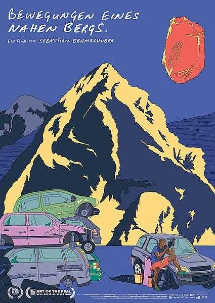 Südwind im Kino: Bewegungen eines nahen Bergs - Bild 1