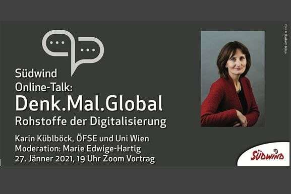 Denk.Mal.Global 2021 - Rohstoffe der Digitalisierung - Bild 1
