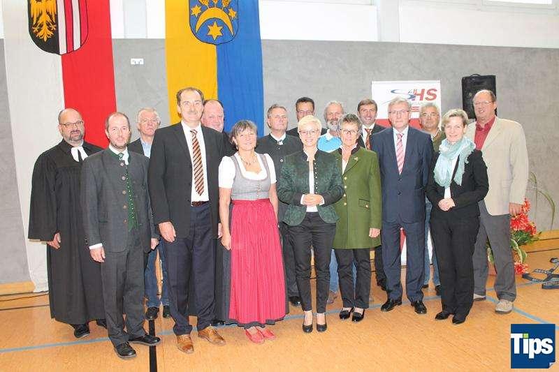 Feierliche Eröffnung der Neuen Mittelschule Windischgarsten - Bild 1