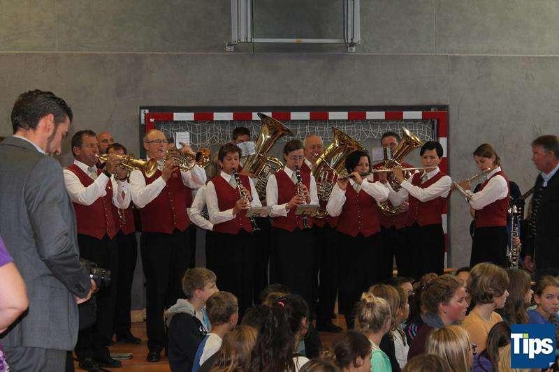 Feierliche Eröffnung der Neuen Mittelschule Windischgarsten - Bild 2