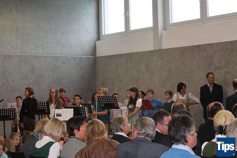 Feierliche Eröffnung der Neuen Mittelschule Windischgarsten - Bild 3