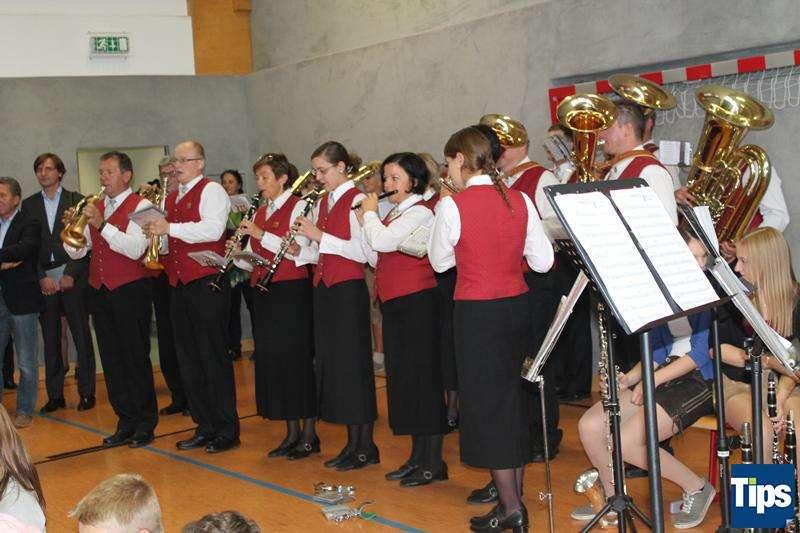 Feierliche Eröffnung der Neuen Mittelschule Windischgarsten - Bild 4