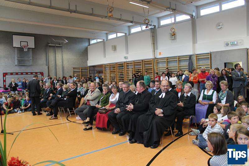 Feierliche Eröffnung der Neuen Mittelschule Windischgarsten - Bild 5