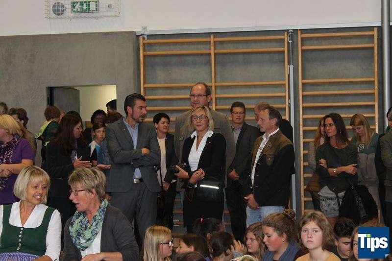 Feierliche Eröffnung der Neuen Mittelschule Windischgarsten - Bild 6