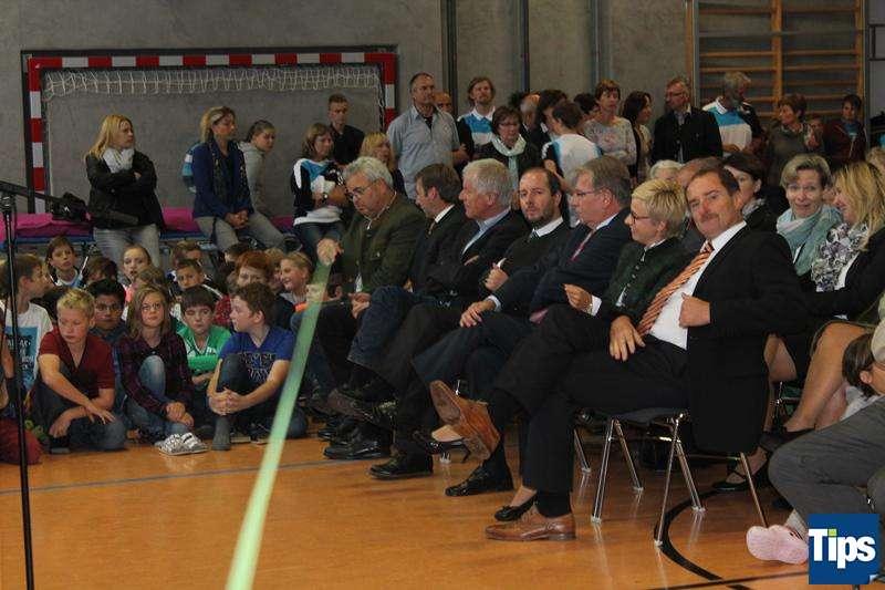 Feierliche Eröffnung der Neuen Mittelschule Windischgarsten - Bild 7