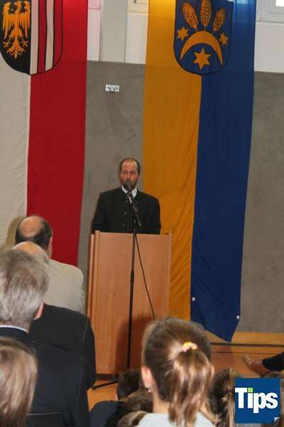 Feierliche Eröffnung der Neuen Mittelschule Windischgarsten - Bild 8