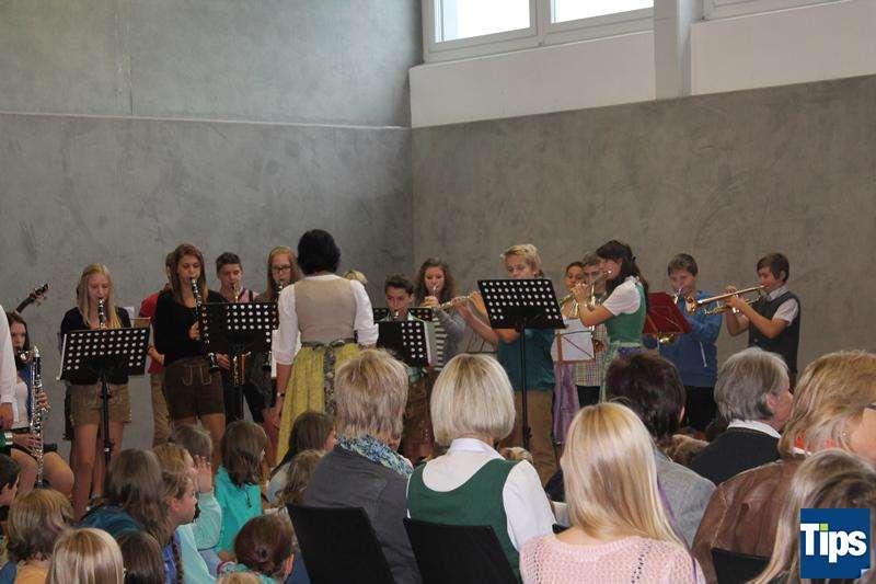 Feierliche Eröffnung der Neuen Mittelschule Windischgarsten - Bild 12