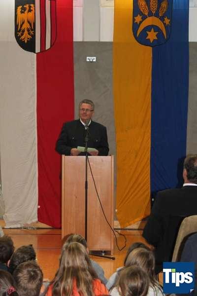 Feierliche Eröffnung der Neuen Mittelschule Windischgarsten - Bild 13