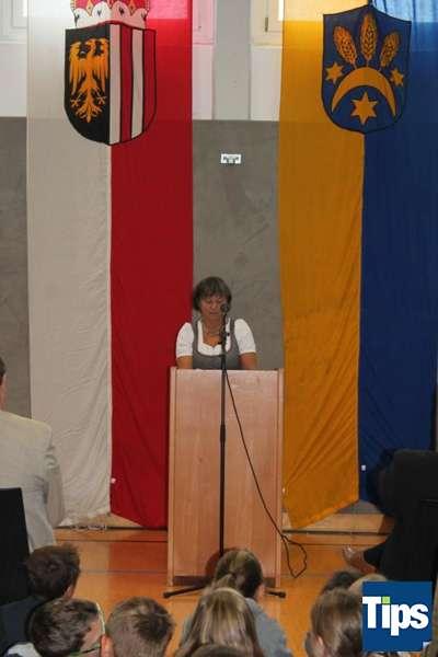 Feierliche Eröffnung der Neuen Mittelschule Windischgarsten - Bild 15