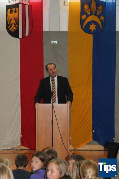 Feierliche Eröffnung der Neuen Mittelschule Windischgarsten - Bild 23