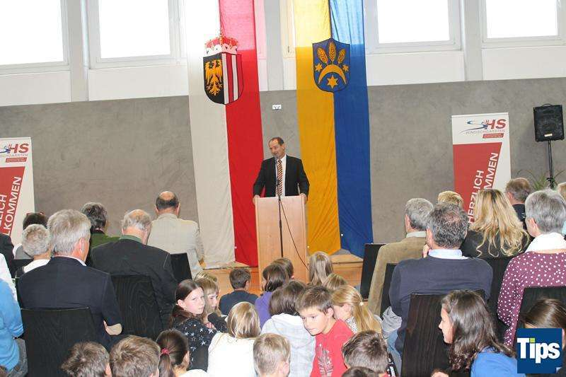 Feierliche Eröffnung der Neuen Mittelschule Windischgarsten - Bild 24