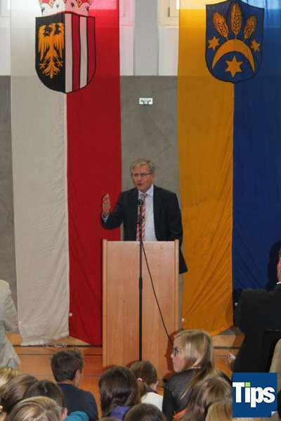 Feierliche Eröffnung der Neuen Mittelschule Windischgarsten - Bild 25