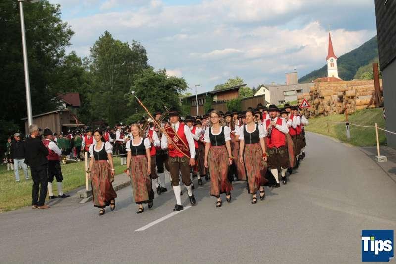 Bezirksmusikfest 2017 in Steinbach am Ziehberg - Bild 2