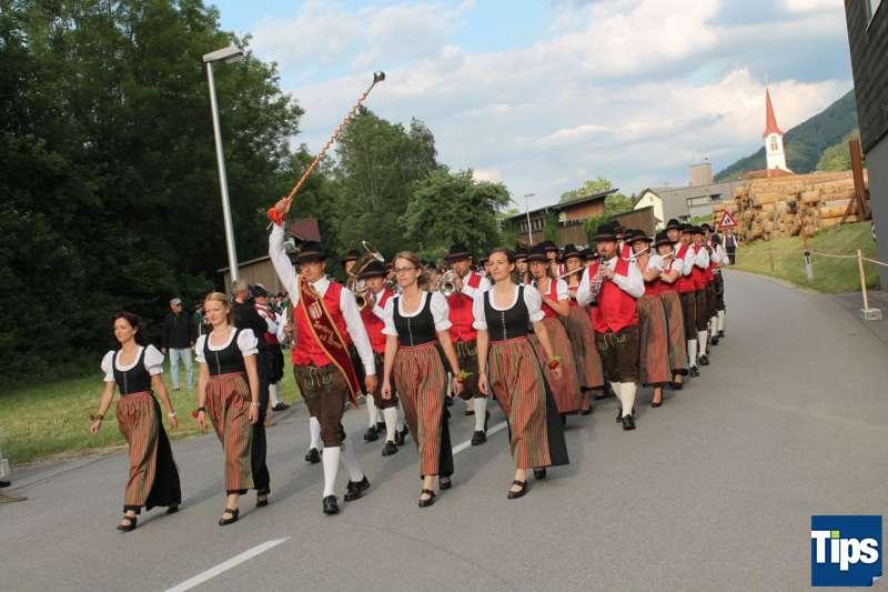 Bezirksmusikfest 2017 in Steinbach am Ziehberg - Bild 3
